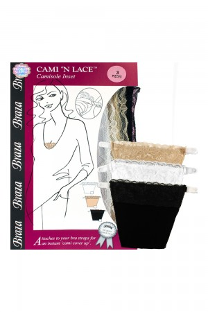 Braza Cami 'N Lace