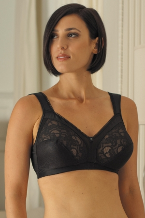 Carnival Padded Shoulder Soft Cup Bra