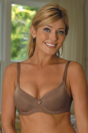 Carnival Seamless Full Figure Bra