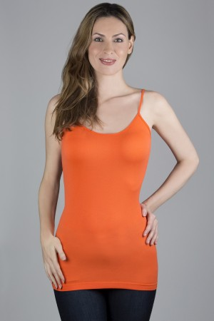 Classic Shapewear Orange Basic Camisole