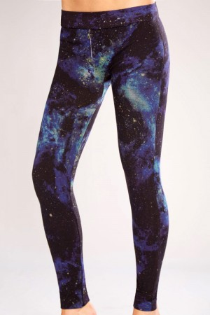 Classic Shapewear Twill Cotton Galaxy Leggings