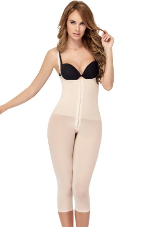 Co'Coon Comfort Fit Braless Full Body Capri