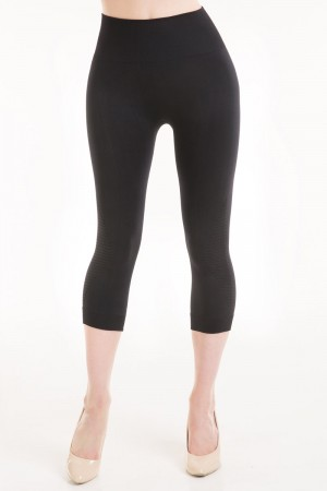 Connection 18 Seamless High Waist Control Athletic Yoga Style Leggings
