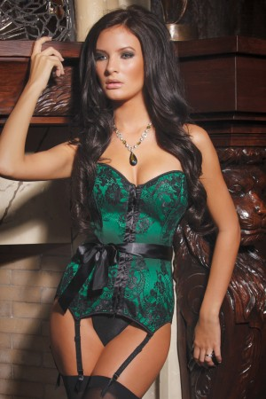 Coquette Fully Boned Corset