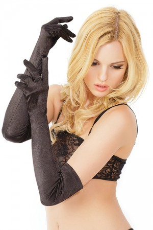 Coquette Lycra Gloves