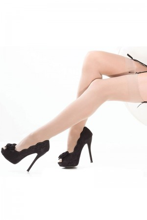 Coquette Sheer Stockings