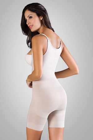 Diane & Geordi Fitness Short Bodysuit