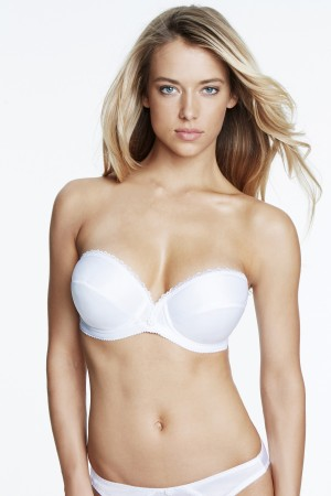 Dominique Deep Plunge Strapless Bra
