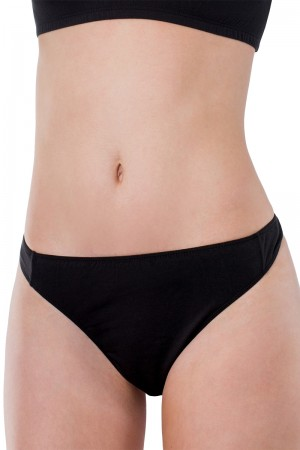 Elita Essentials High Waist Thong