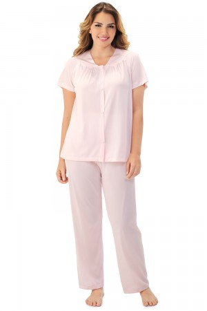 Exquisite Form Short Sleeve Pajama