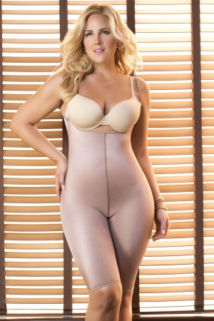 Fajas D'Prada Smart Girdle with Mid-Bidirectional Adjustments