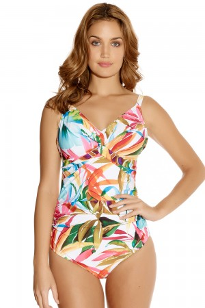 Fantasie Boca Chica Underwire Twist Front Suit with Control