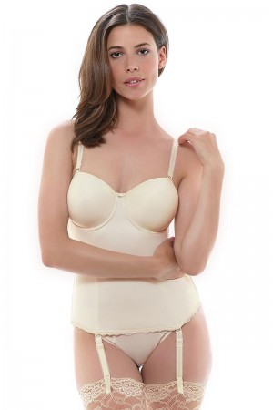 Fantasie Ella Underwired Longline Basque