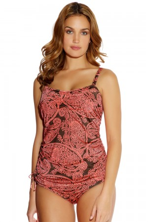 Fantasie Kathmandu Underwire Tankini with Adjustable Sides