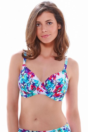 Fantasie Swimwear Sardinia Gathered Bikini Top