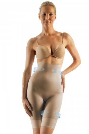 FarmaCell Control Briefs Long leg with High Waist