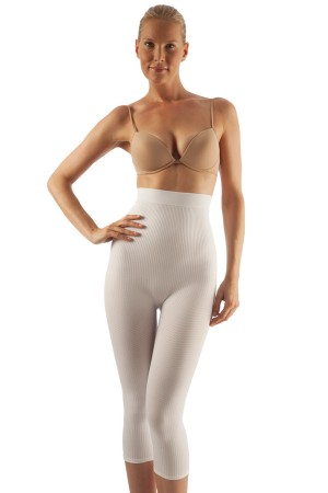 FarmaCell Massage Fitness High Waist Capri