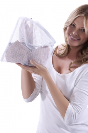 Fashion Forms Lingerie Laundry Bag - 1 Bag