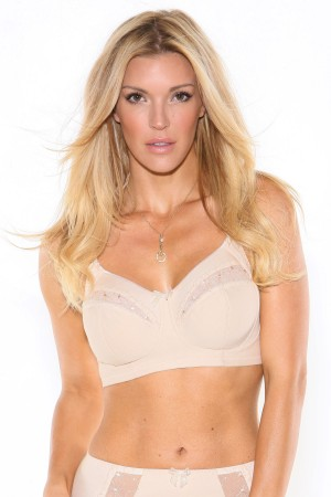 Fit Fully Yours Kristina Cotton Bra