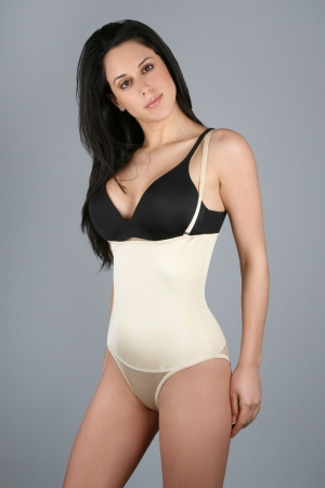 Flakisima Braless Body Shaper
