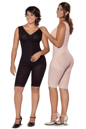 Flakisima Mid-Thigh Full Bodysuit