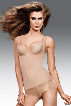 Flexees by Maidenform Dream Shapewear Wear Your Own Bra Torsette
