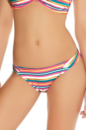 Freya Beach Candy Swim Tab Side Brief