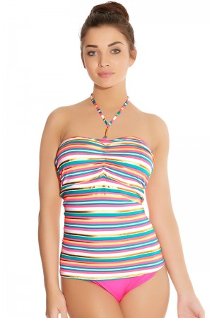 Freya Beach Candy Swim Tankini Top