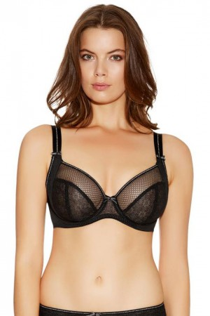 Freya Hero Underwired Side Support Plunge Bra