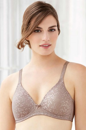 Glamorise Exclusively A-Cup Padded & Seamless Soft Cup Bra