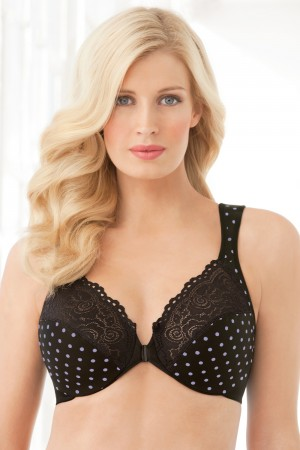Glamorise Front Close Wonderwire Bra