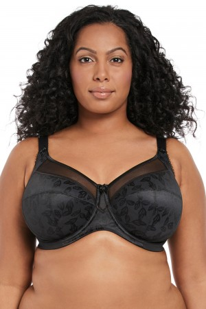 Goddess Petra Underwire Banded Bra