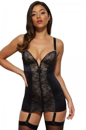Gossard Retrolution Padded Staylo Slip