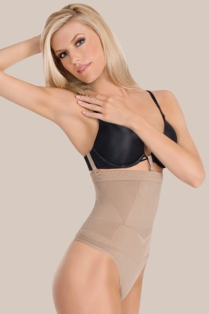 Julie France by EuroSkins Night High Waist Thong Shaper