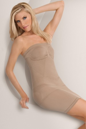 Julie France by EuroSkins Silhouette Strapless Dress Shaper