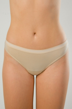 "Knock Out Classic Sport Thong with ""Something Extra"""