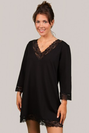 Knock Out Lacy Tunic