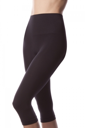 KnowMe Seamless Control Top Shaping Capri