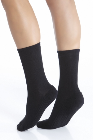 Kushyfoot Casual Crew Sock 1-Pack