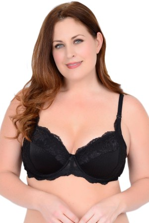 La Leche League Faith Full Coverage Bra
