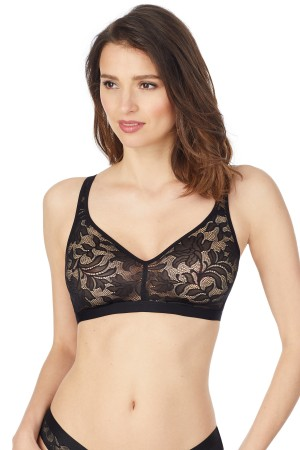 Le Mystere Modern Classics Wireless Unlined Bra