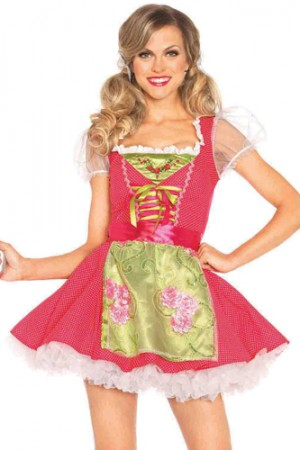 Leg Avenue 2-Piece Beer Garden Gretel Costume