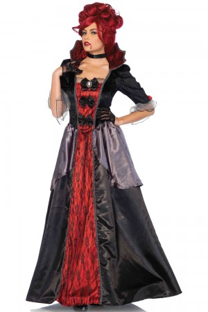 Leg Avenue 2-Piece Blood Countess Costume