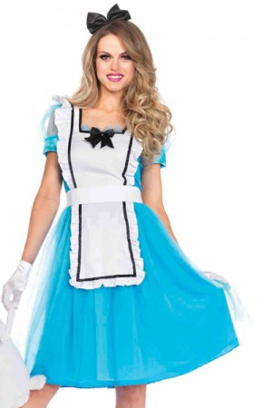 Leg Avenue 2-Piece Classic Alice Costume