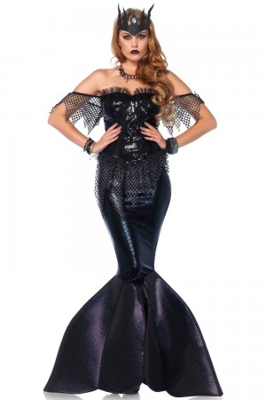Leg Avenue 2-Piece Dark Water Siren Costume
