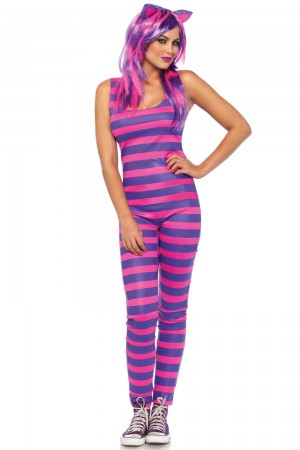 Leg Avenue 2-Piece Darling Cheshire Costume