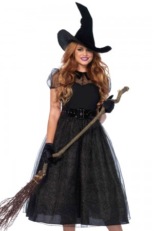 Leg Avenue 2-Piece Darling Spellcaster Costume