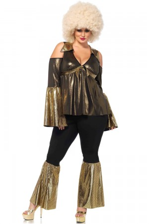 Leg Avenue 2-Piece Disco Diva Costume