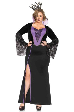 Leg Avenue 2-Piece Evil Queen Costume
