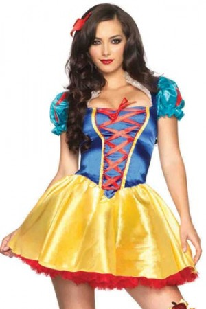 Leg avenue 2-Piece Fairytale Snow White Costume
